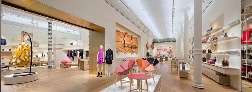 LOUIS VUITTON: riaperta la boutique-galleria di SoHo.