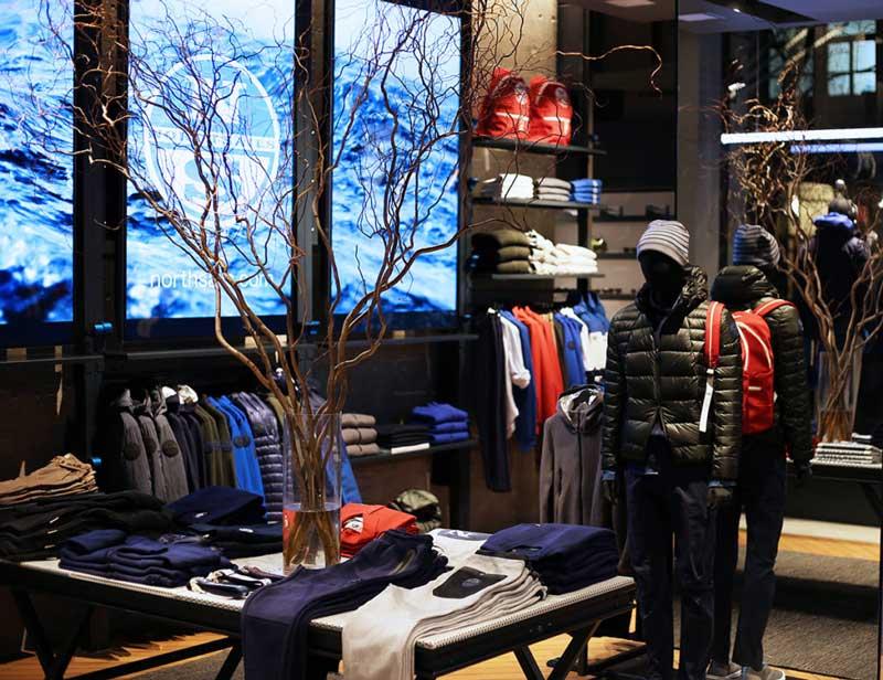NORTH SAILS flagship store Stati Uniti