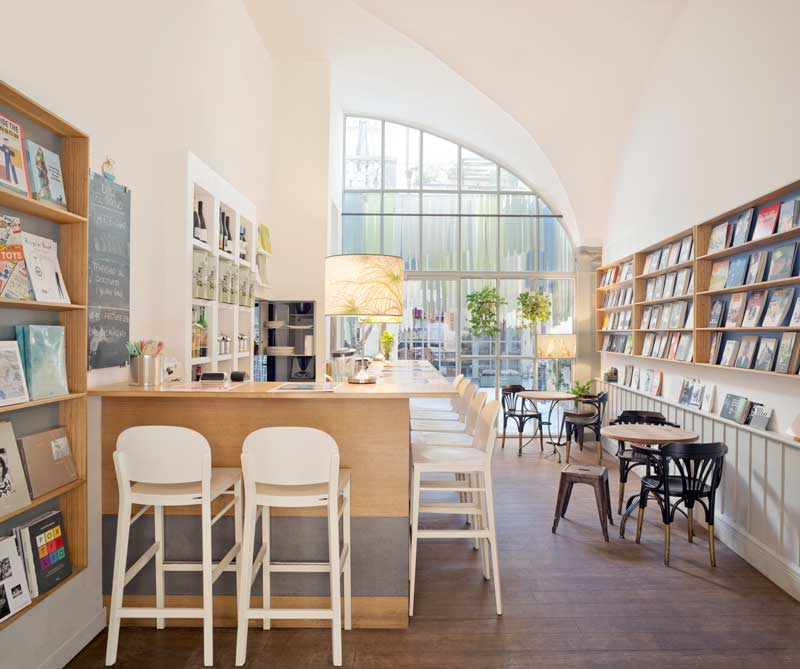 Retail Design Deferrari Modesti Libreria Brac Firenze