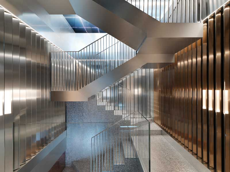 Retail design Oma Architecture Repossi Parigi