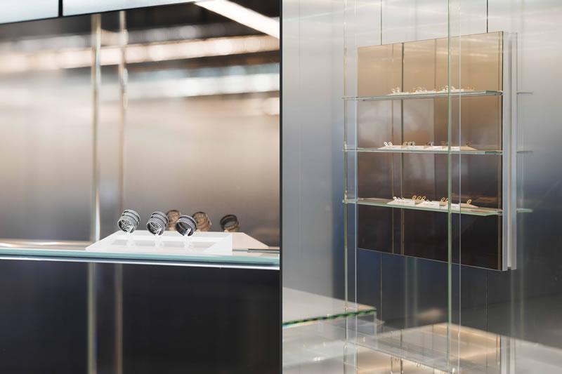 Retail design Oma Architecture Repossi Parigi