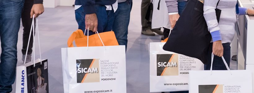 The development of a sector aiming to be a leading player passes through SICAM