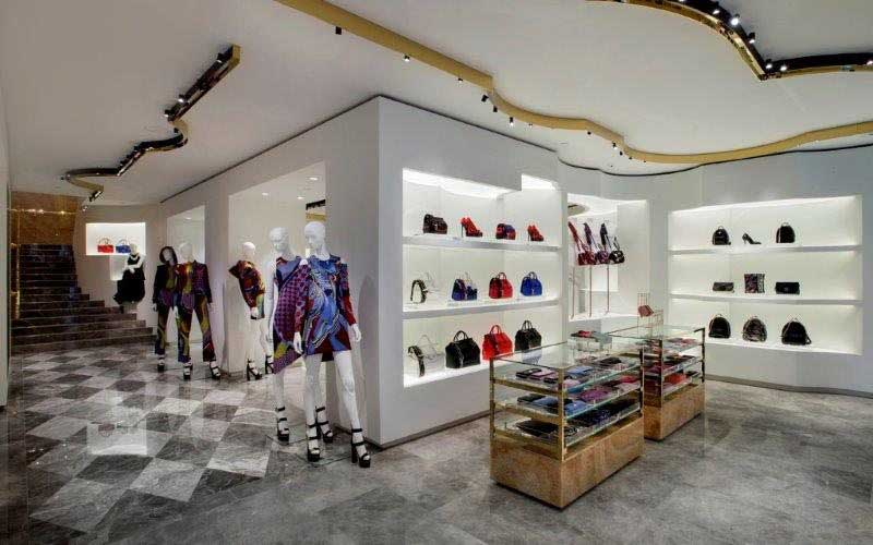 Versace boutique hong kong central