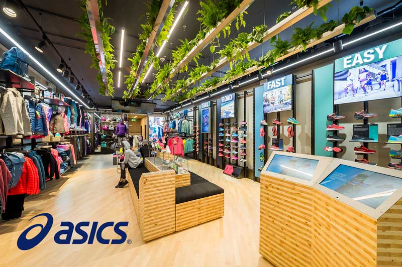 ASICS boosts retail planning and visual merchandising with Visual