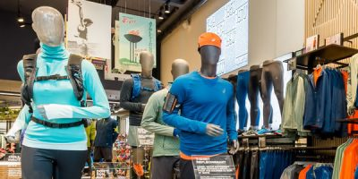 ASICS boosts retail planning and visual merchandising with Visual Retailing.