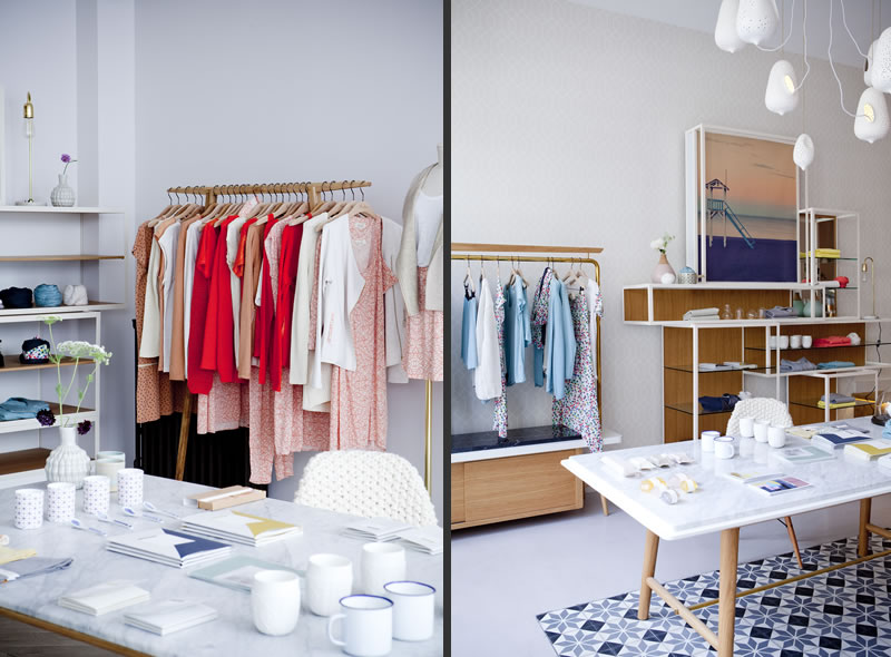 Studio Janreji marie sixtine stores