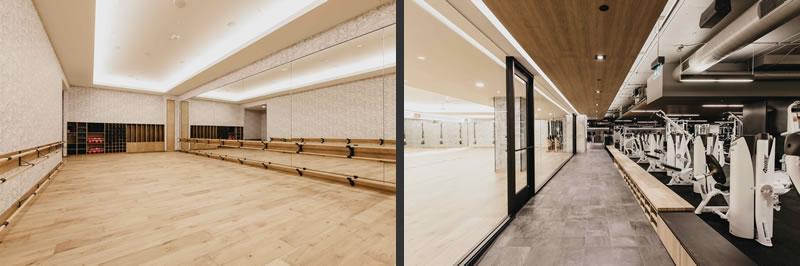 Montalba Architects Equinox fitness center Vancouver