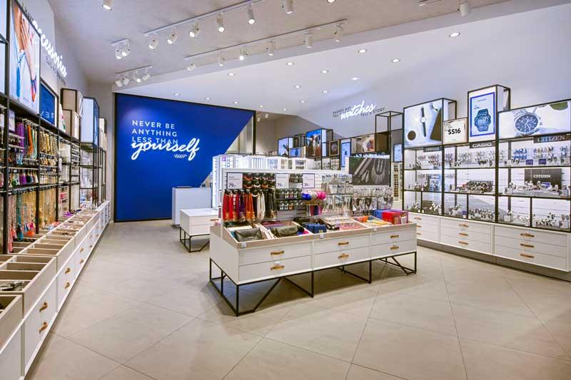 Dalziel Pow Ur Penn concept store
