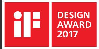 LED+O di MARTINELLI LUCE vince l'iF Design Award 2017.