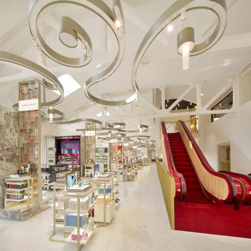 T FONDACO DEI TEDESCHI luxury mall Venezia