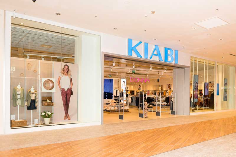 Kiabi Italia sviluppo retail