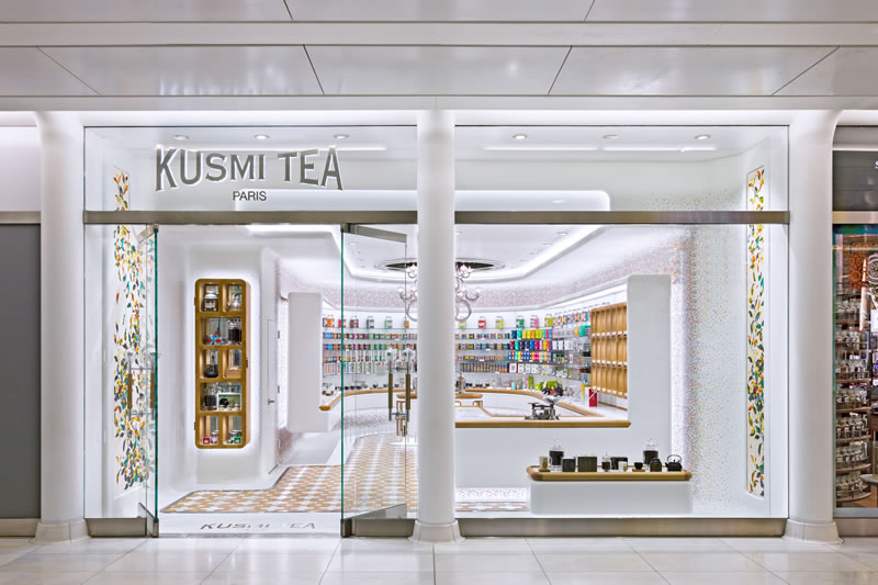 Kusmi Tea New York