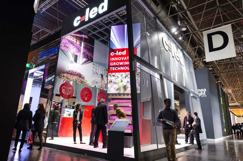 Cefla Shopfitting C Led Euroshop 2017