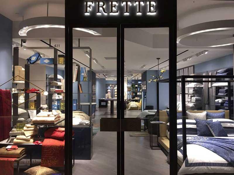 Frette Flagship Store Shanghai