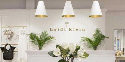 HEIDI KLEIN Concept Store