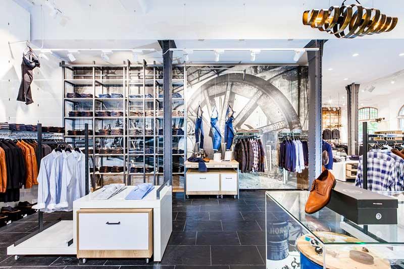 Leopold fashion store Heidelberg