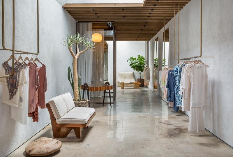 Raquel Allegra Los Angeles retail design Montalba Architects
