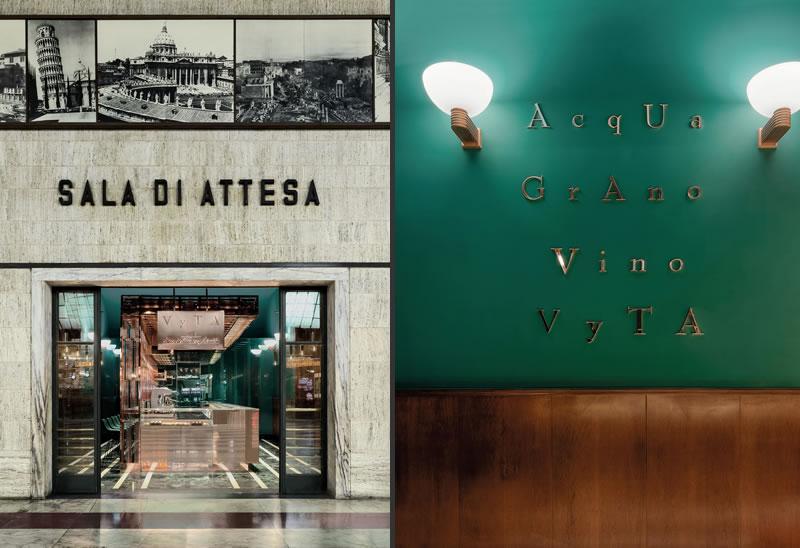 Vyta Santa Margherita bakery Firenze Santa Maria Novella