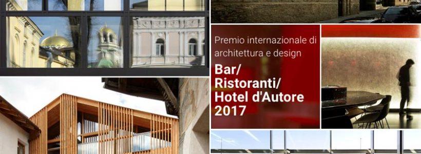 Un concorso di architettura per chi progetta bar, ristoranti e hotel. Ecco come partecipare.