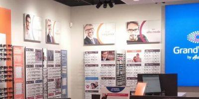Due nuovi store per GRANDVISION by AVANZI.