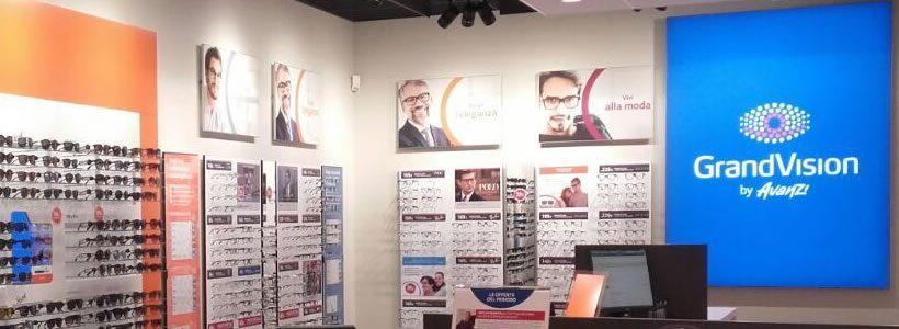 Due nuovi store per grandvision by avanzi an for Punti vendita kiko milano