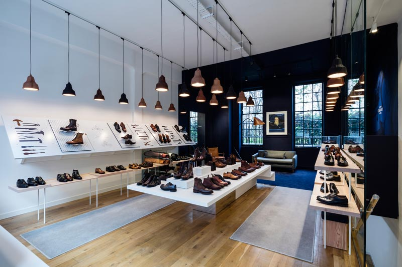 Joseph Cheaney and Sons London by Checkland Kindleysides