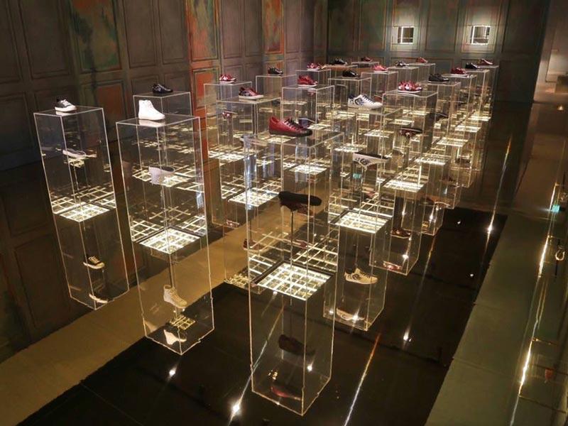Philippe Model boutique showroom Milano