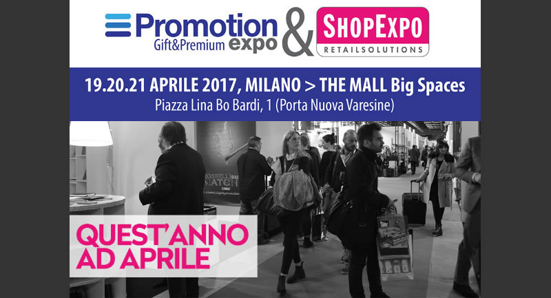 Shopexpo-Promotion Expo pre registrazioni