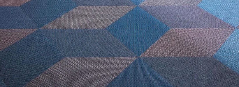 Woven Flooring, la nuova collezione DICKSON di tessuti per rivestire i pavimenti.