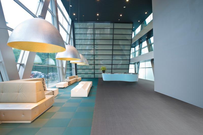 Woven Flooring Dickson tessuti vinile pavimenti