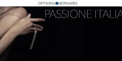 A Venezia il primo monomarca del brand di gioielleria OFFICINA BERNARDI.