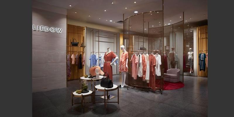 Liedow fashion concept store Stefano Tordiglione