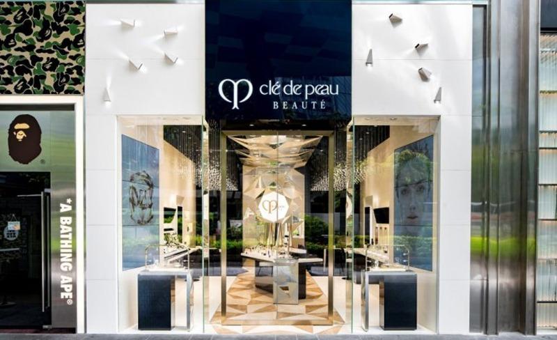 Cle de Peau Beaute flagship store Singapore