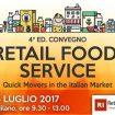 IV° Convegno Retail Food Service