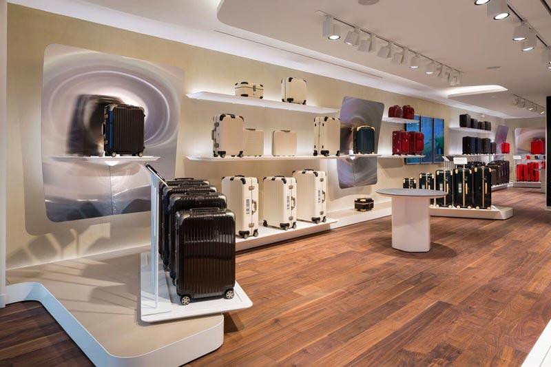 Rimowa concept store
