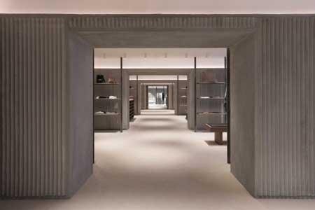 Zadig Voltaire flagship store parigi