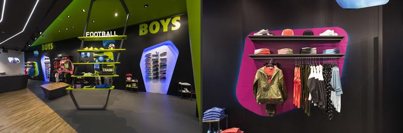 Alberto Apostoli concept store Just Play
