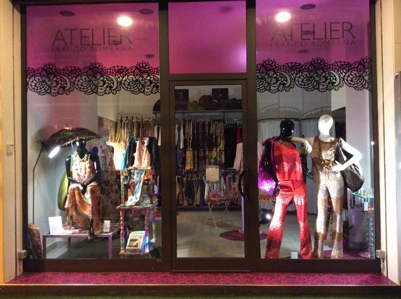 Atelier Franco Bombana temporary store Riccione