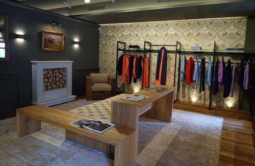 Ritz Saddler sviluppo retail