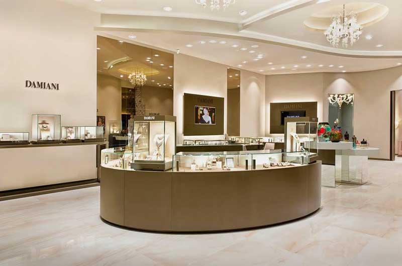 Catene Negozi Damiani Boutique Dubai
