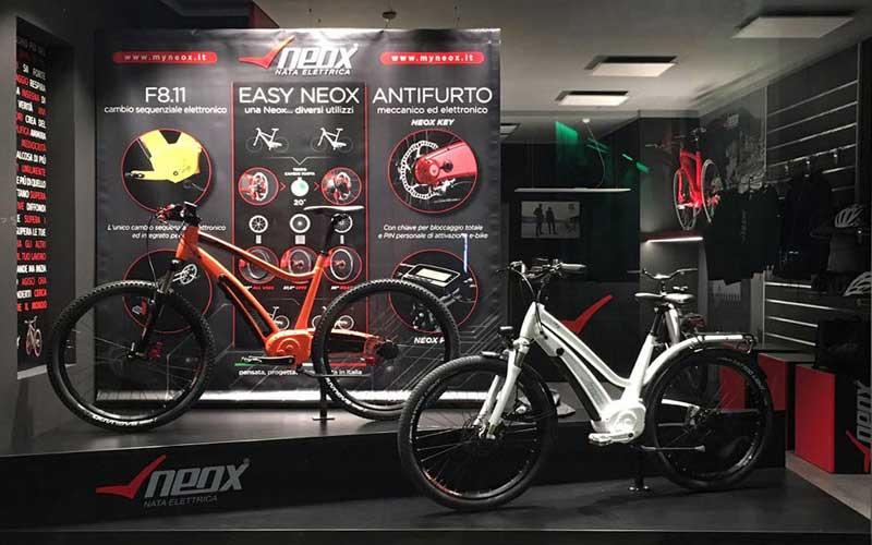 Neox negozio monomarca Vicenza