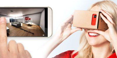 Progettazione in tempo reale con la tecnologia di Eyecad VR.