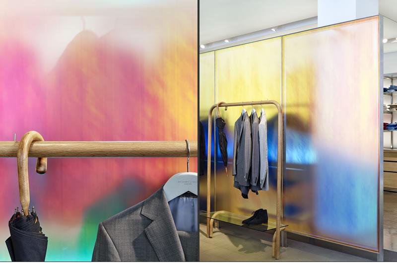 retail design Richard James flagship store