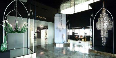 Nuovo showroom LA MURRINA.