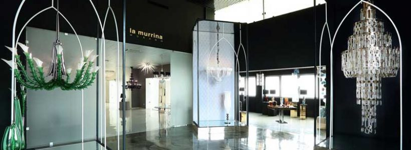 Nuovo showroom LA MURRINA.