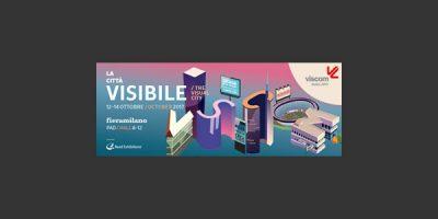 Anteprime da VISCOM ITALIA 2017 la città futura della comunicazione visiva.