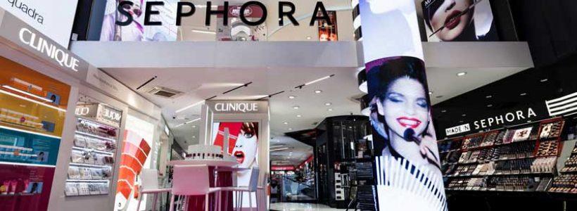 SEPHORA: nuovissimo beauty store a Mondojuve e un nuovo look per lo store di Monza.