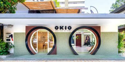 OKIO Eyewear Boutique Guatemala City.