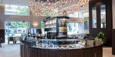 A Milano il primo Flagship Store Lavazza