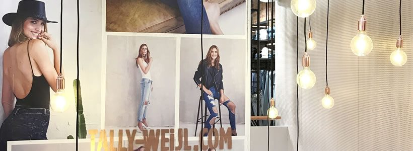 TALLY WEIJL rinnova il flagship store di Basilea.